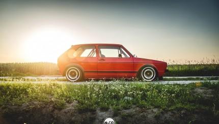 golf 1 16v1 430x244 Volkswagen Golf Mk1 16V