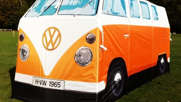 vw camper van tent 628x356 VW Camper Tent