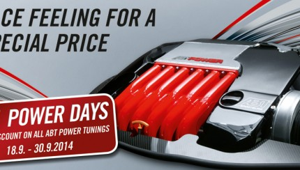 ABT Power Days 2014 English 01 430x244 ABT Power Days from 18th to 30th of September 2014