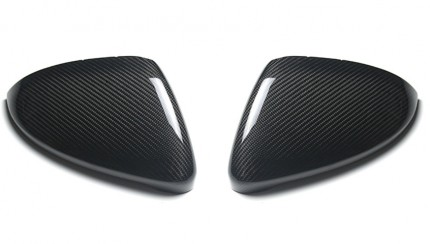 carbon mk7 mirrors 430x244 Carbon fiber mirrors for VW Golf 7