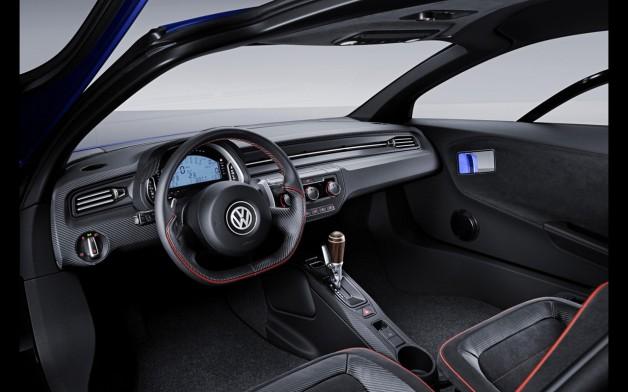2014 Volkswagen XL Sport Concept 13 628x392 Volkswagen XL Sport Concept