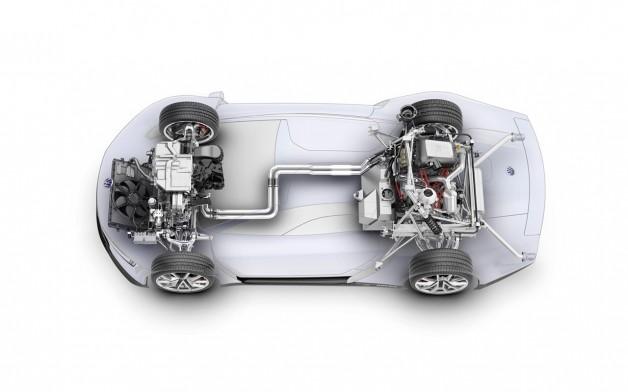 2014 Volkswagen XL Sport Concept 21 628x392 Volkswagen XL Sport Concept
