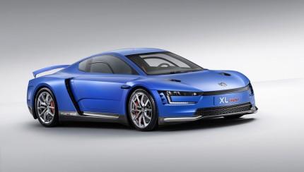 2014 Volkswagen XL Sport Concept Studio 1 1280x800 430x244 Volkswagen XL Sport Concept