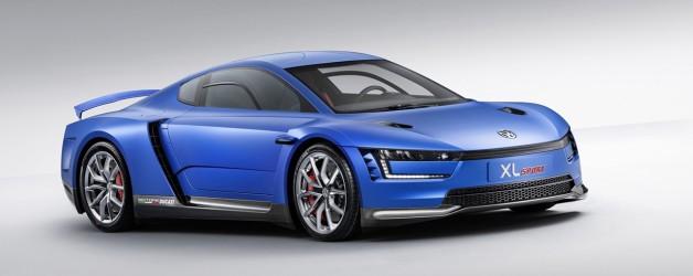 2014 Volkswagen XL Sport Concept Studio 1 1280x800 628x250 Volkswagen XL Sport Concept