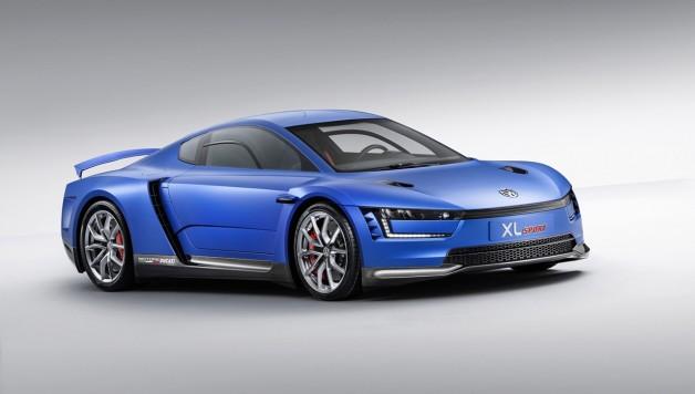 2014 Volkswagen XL Sport Concept Studio 1 1280x800 628x356 Volkswagen XL Sport Concept