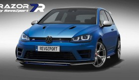 vw golf razor R 1 280x161 RevoZport upgrades the Volkswagen Golf GTI and R