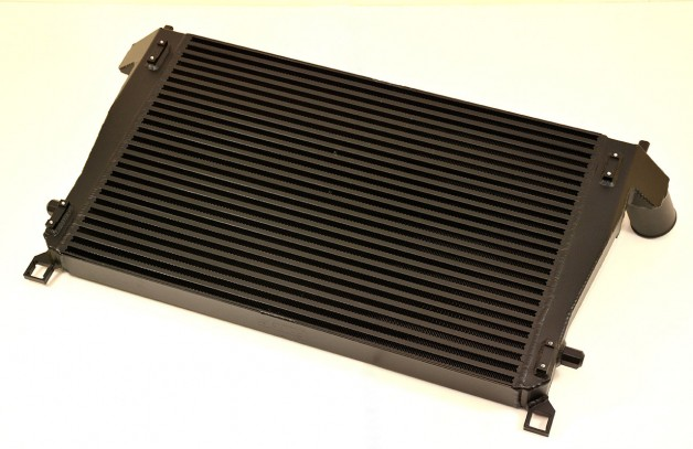 Forge Golf Mk7 Intercooler 628x407 Forge Motorsport Twintercooler for VW Golf Mk7 GTI