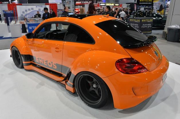 tanner foust racing eneos rwb beetle 1 628x417 Volkswagen Beetle R for SEMA