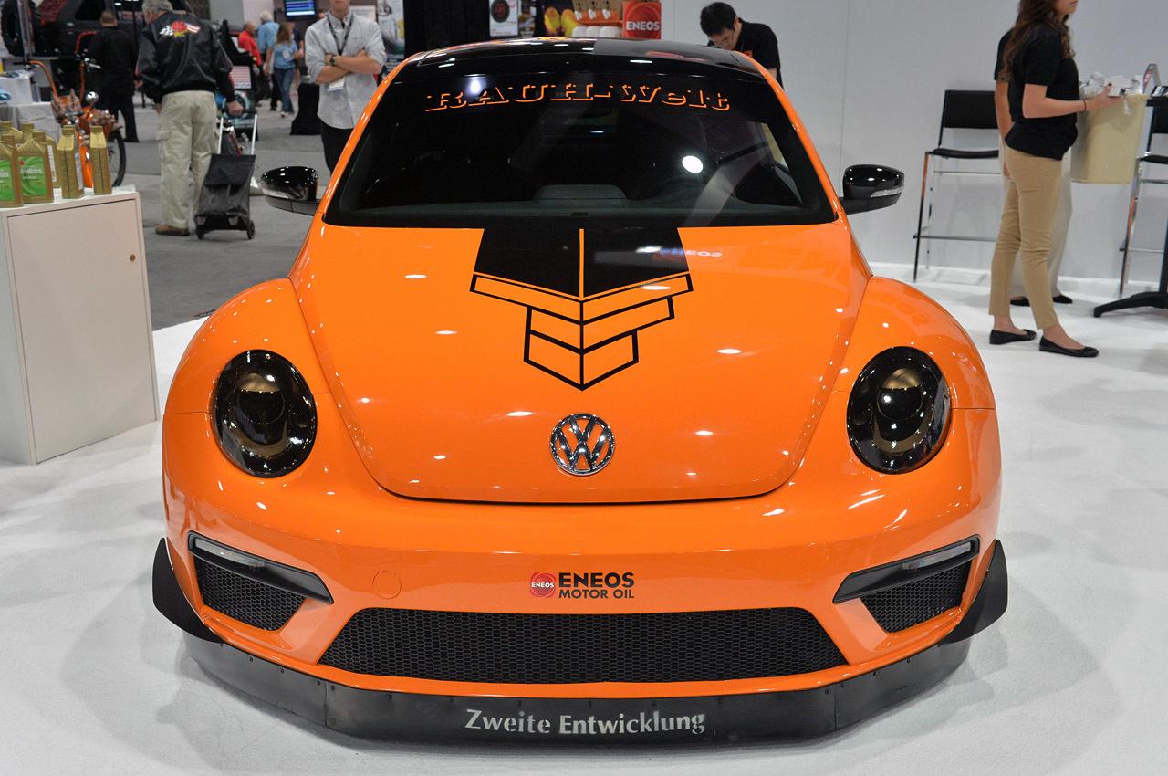 tanner foust racing eneos rwb beetle  vw tuning mag