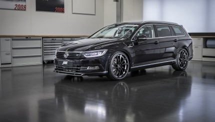ABT Passat 001 430x244 The ABT programme for the new VW Passat B8