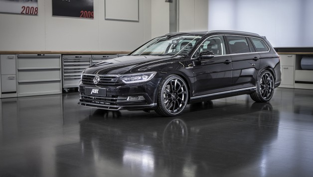 ABT Passat 001 628x356 The ABT programme for the new VW Passat B8