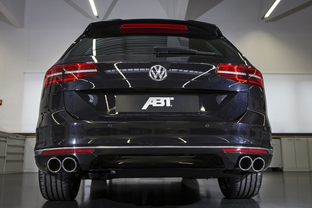 ABT Passat 003 628x419 The ABT programme for the new VW Passat B8