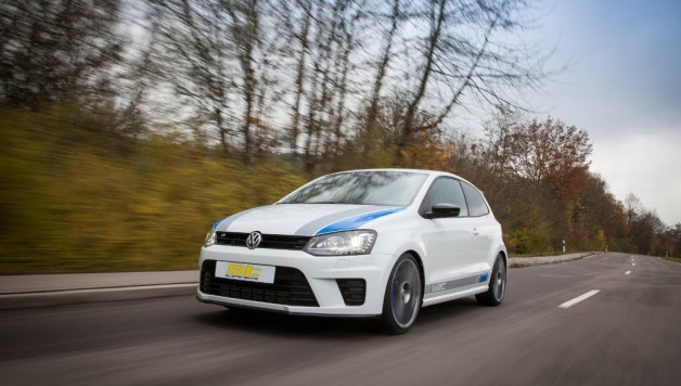 ST VW Polo R WRC Street 001 low 628x356 VW Polo R WRC Street with ST Suspensions