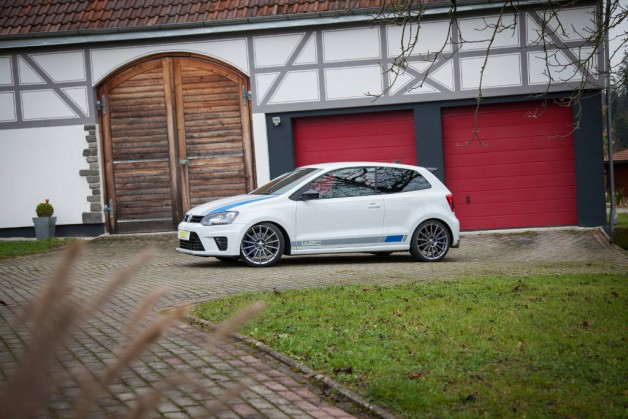 ST VW Polo R WRC Street 004 low 628x419 VW Polo R WRC Street with ST Suspensions