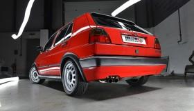 milltek vw golf 2 3 280x161 Milltek Classic Exhaust Solutions for VW Golf GTi MkII 8 valve