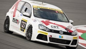 0305 Dubai24 2014 280x161 BTCC Star Matt Neal Joins Milltek VW Endurance Team
