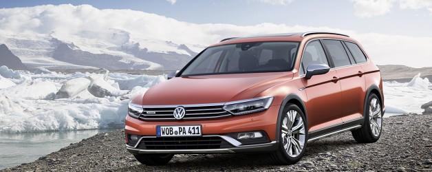 New Passat Alltrack 1 628x250 VW presents 4 show premieres at the 2015 Geneva International Motor Show