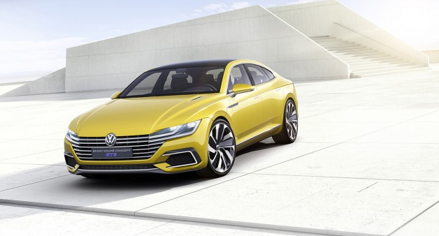 Sport Coupe Concept GTE 2 628x338 VW presents 4 show premieres at the 2015 Geneva International Motor Show