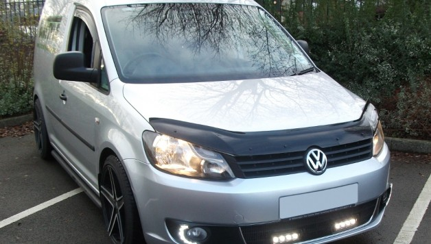 VW Caddy Grille Kit 2 628x356 Lazer Lamps Bespoke Grille and Lamps Solution for Volkswagen Caddy