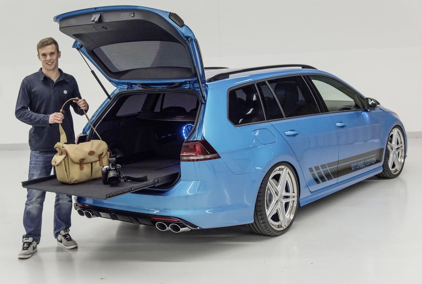 golf variant biturbo edition 2 vw tuning mag. Black Bedroom Furniture Sets. Home Design Ideas