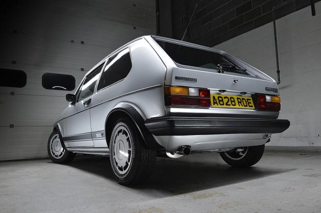 Milltek Classic Mk1 Golf 628x418 Period Perfect Mk1