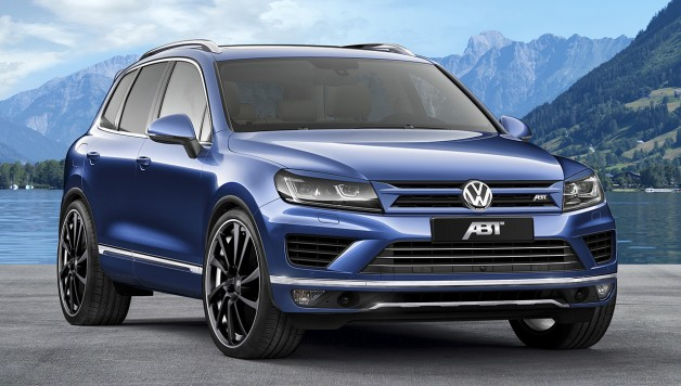 ABT Touareg 2015 001 628x356 The ABT Touareg with a 290 hp TDI