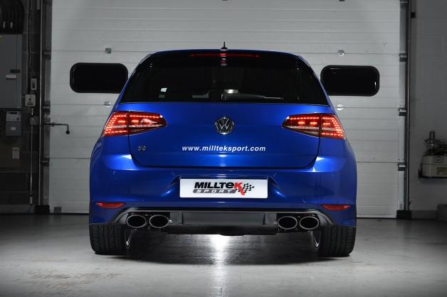 DSC 9594 628x418 Milltek Sport Launches Race Exhaust System For The Mk7 VW Golf R