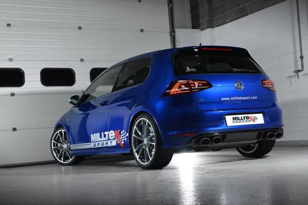 DSC 9630 edit 628x418 Milltek Sport Launches Race Exhaust System For The Mk7 VW Golf R