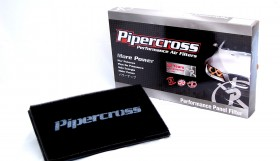 Pipercross Black Filter and Box 280x161 Pipercross VW Golf GTI Mk5 2.0 TSI Panel Filter