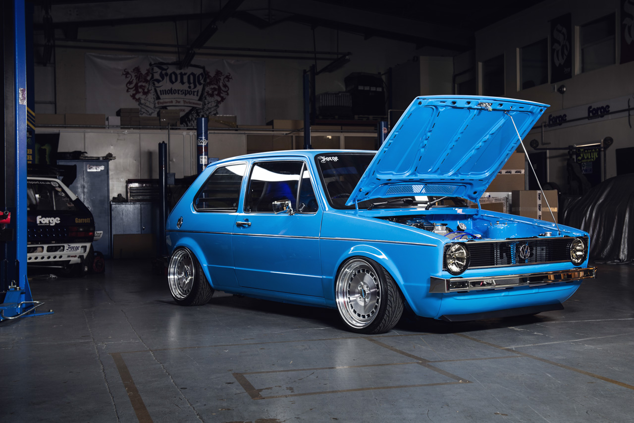 Use The Force Zac S Vw Golf Mk1