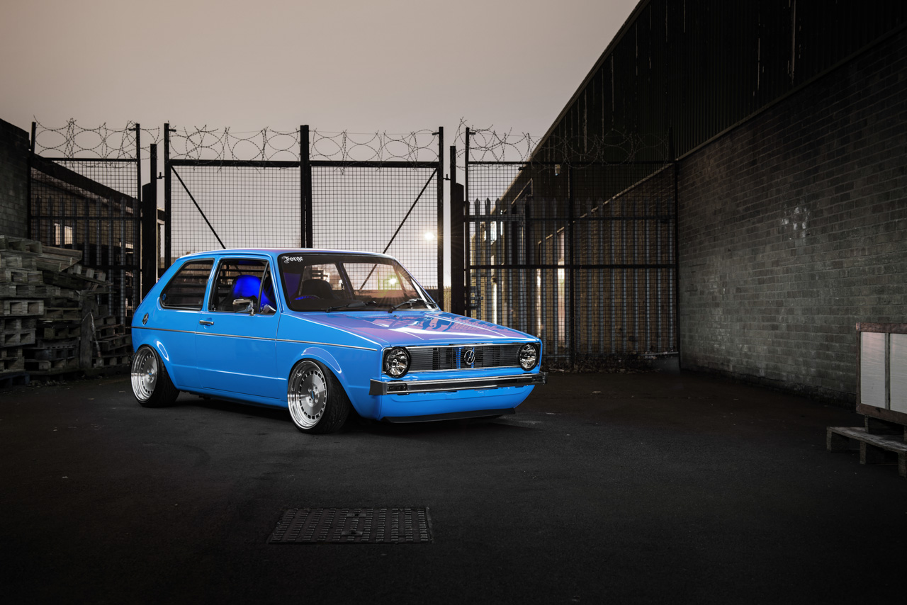 vw golf mk1 zac 6 Use The Force...VW Golf mk1