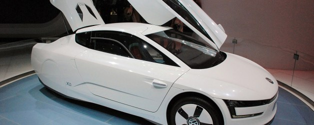 vw xl1 628x250 XL1: The Most Efficient Volkswagen Ever