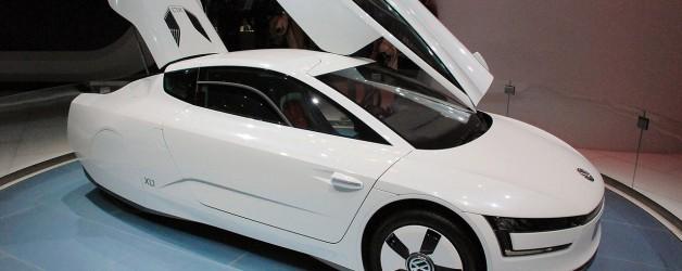 vw xl1 628x250 XL1: The Most Efficient Volkswagen Ever