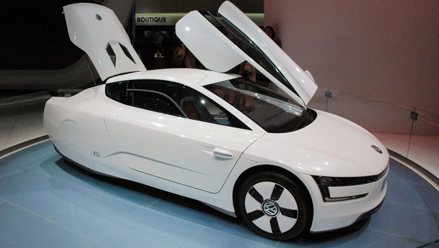 vw xl1 628x356 XL1: The Most Efficient Volkswagen Ever