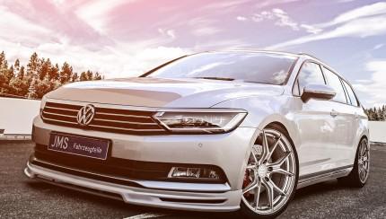 jms passat 4 430x244 JMS tunes the Euro spec Volkswagen Passat