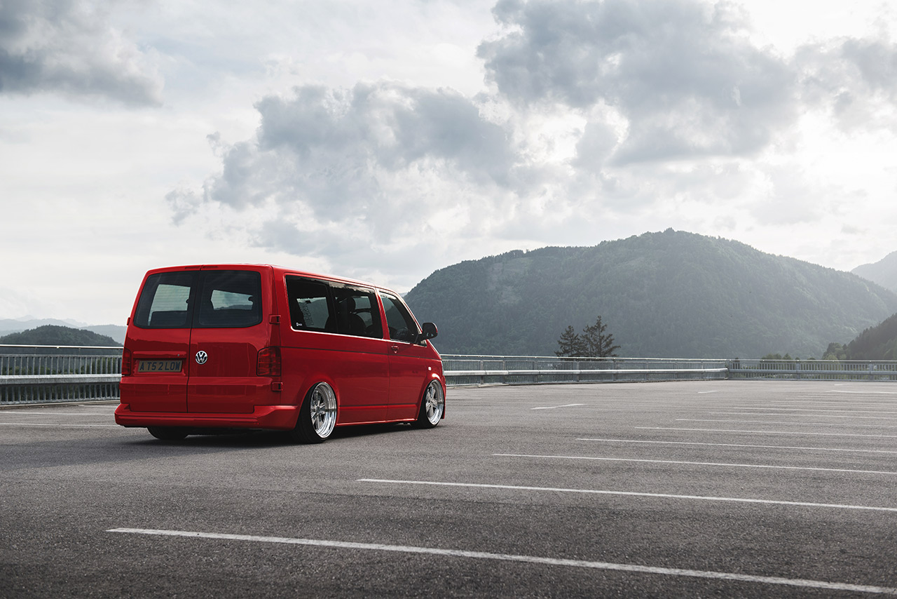airrex t5 3 AirREX UK Releases VW T5 Air Suspension Kit in the UK