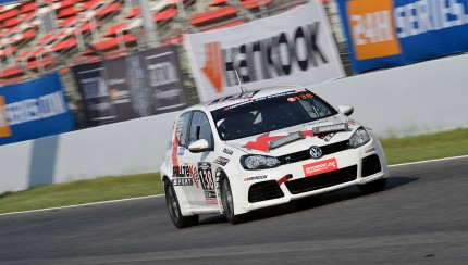 milltek racing 430x244 Highs and Lows for Milltek Sport In The 24h Barcelona
