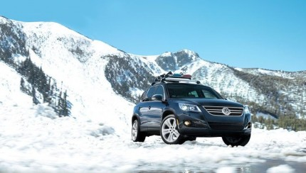2010 vw tiguan in snow 430x244 BILSTEIN recommends a shock absorber check before winter arrives