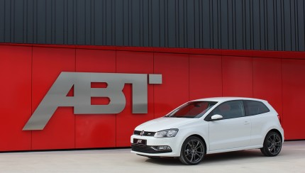 ABT Polo 002 430x244 ABT Sportsline celebrates 40 years of VW Polo with 230 hp