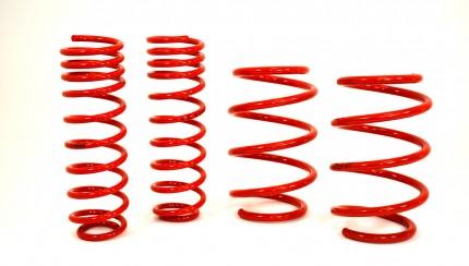 VMaxx Golf GTI 5 Springs 430x244 V MAXX Sports Springs for VW Golf Mk5 GTi