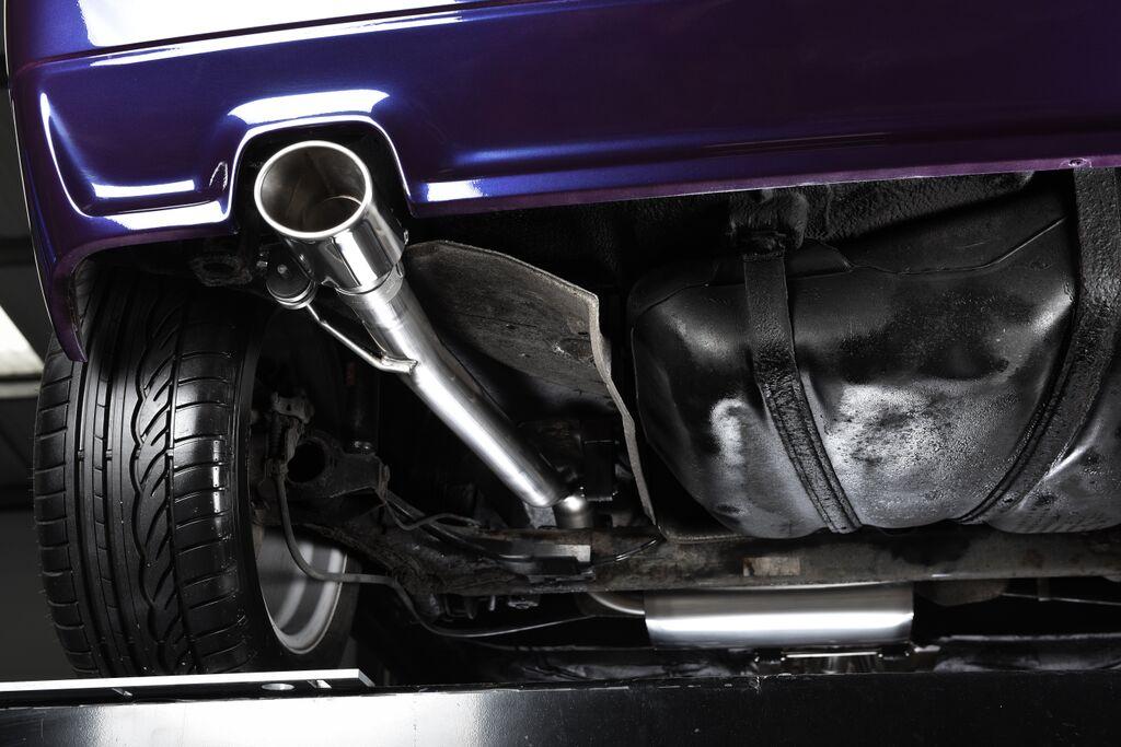 corrado exhaust 6 Milltek Classic VW Corrado VR6 Stainless Steel Exhaust System