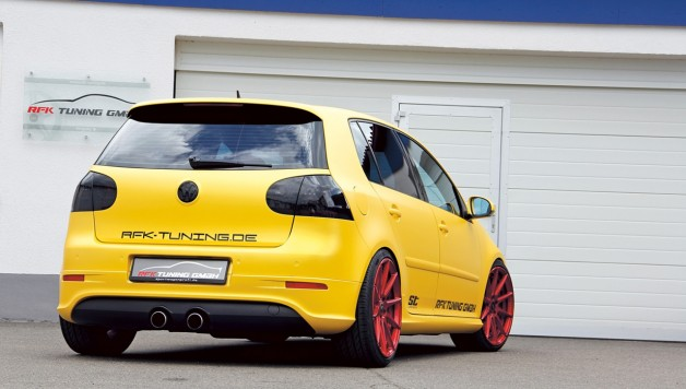 rfk tuning golf 628x356 The RFK Tuning VW Golf Mk 5 R32