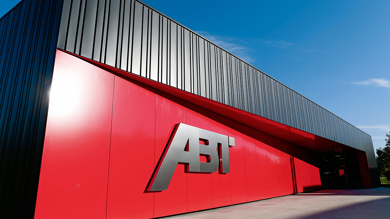 ABT facilities 2 ABT Sportsline's history
