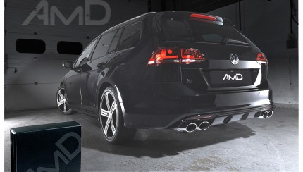 AMD Golf Mk7 Package 430x244 AmD Tuning Package for VW  Mk7 Golf R Estate