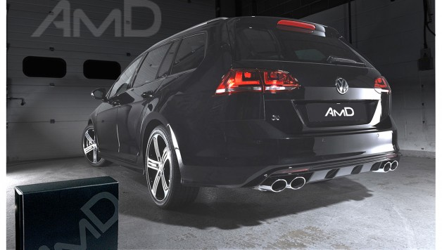 AMD Golf Mk7 Package 628x356 AmD Tuning Package for VW  Mk7 Golf R Estate