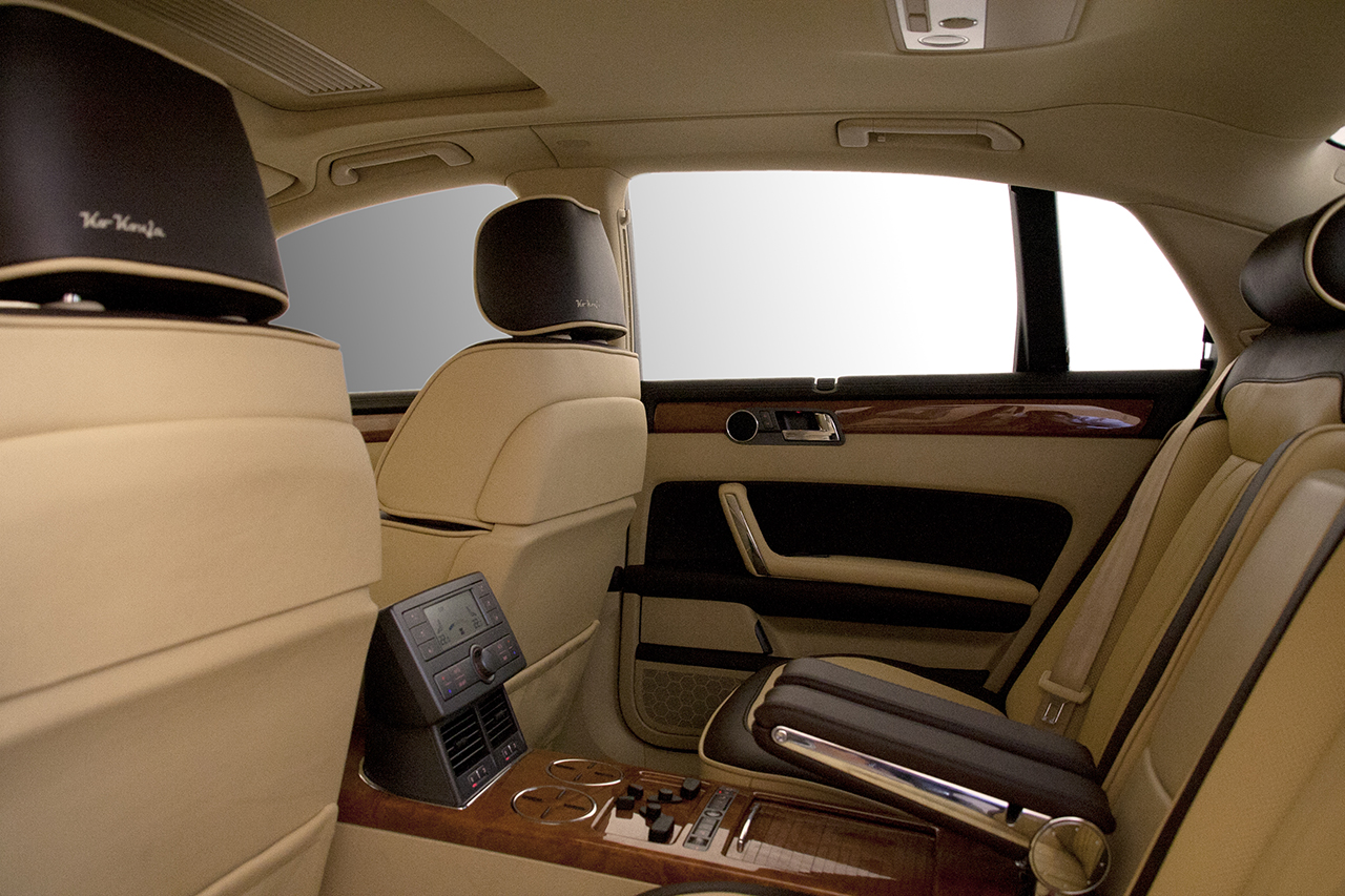 VW Phaeton carbon motors 13 VW Phaeton bespoke design by Carbon Motors