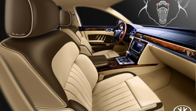 VW Phaeton carbon motors 24 628x356 VW Phaeton bespoke design by Carbon Motors