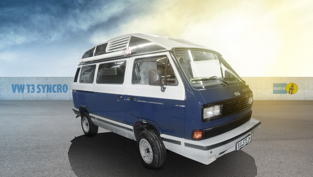 VW T3 Syncro 628x356 VW transporter T3 (T25) Syncro – forever young