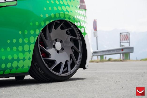 VW GTI VLE1 c13 628x418 Vossen Wheels VLE 1