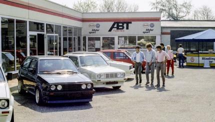 abt 120 golf 430x244 ABT Sportsline's history